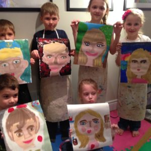 YOUNG ARTIST ART CLASSES 3